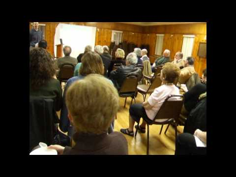 PRESENTATION OF THE HELLENIC CULTURLA SOCIETY OF NJ ON SCIENCE