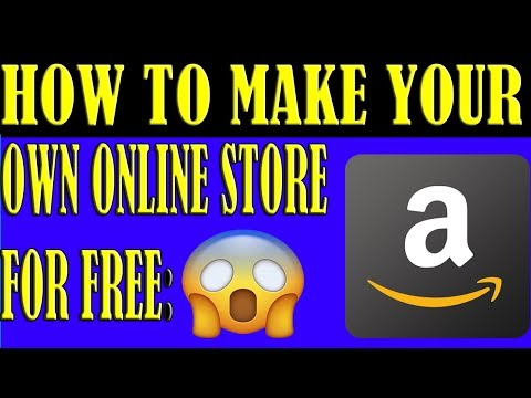 HOW TO MAKE YOU OWN ONLINE STORE LIKE AMAZON || HINDI || 2018