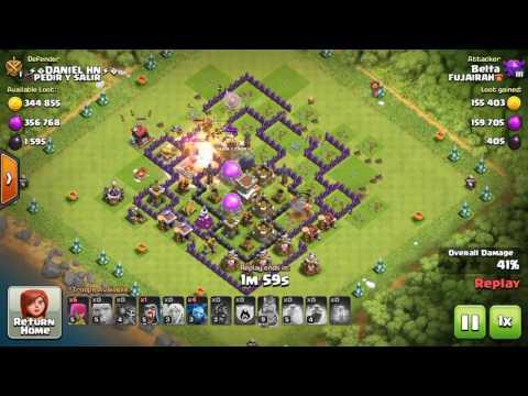 Clash of Clans Attack