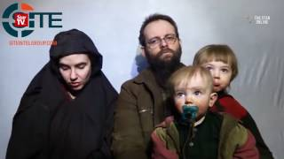 American-Canadian family appears inTalibanvideo
