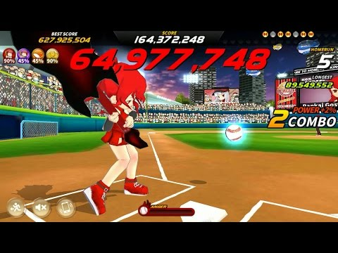 Homerun King Android Gameplay 1080p HD