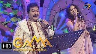 Gum Gumainchu Song - Mano,Sunitha Performance in ETV GAMA Music Awards 2015 - 13th March 2016