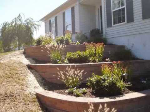 Raised Beds: Flower Garden: Retaining Wall: orserlandscaping.com