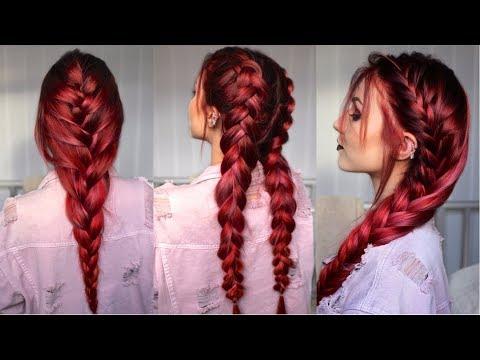 3 AMAZING BRAIDS\PLAITS For Long Hair | Stella