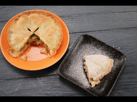 Apple Pie | Sanjeev Kapoor Khazana