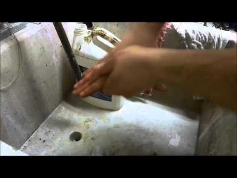 How To Get Stain Off Of Your Hands EASILY