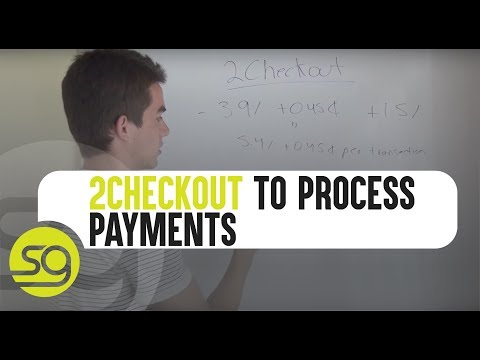 How To Use 2Checkout To Process Payments On Your Online Store | #17