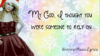 by UniverseMusicLyrics · Last Christmas- Taylor Swift (Lyrics Video) HD