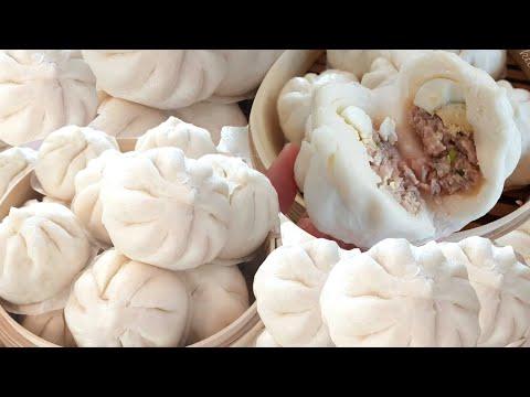 How To Make Sa Lar Pao ຊາລາເປົາໄສ້ຫມູ