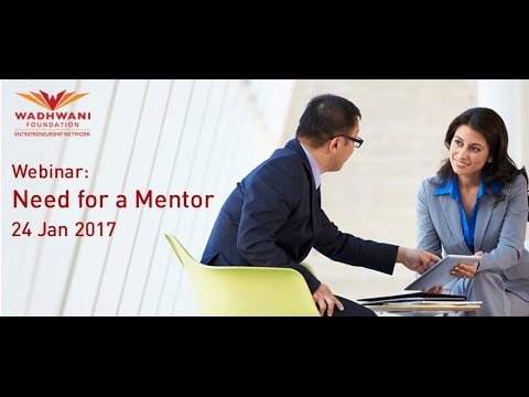 Need for a Mentor - 2017-Jan-24