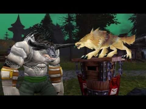 Tauren Guy (A World of Warcraft Parody)