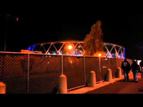 Oracle Arena - San Francisco - USA | Llegando al Estado