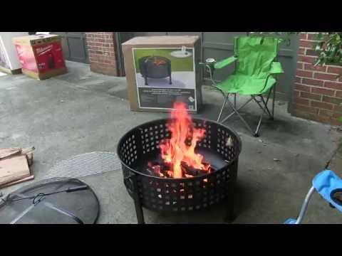 Langston Deep Bowl Fire Pit