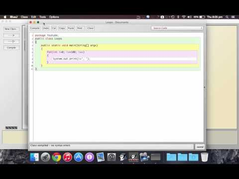 Java Basics for Beginners - Using For Loops