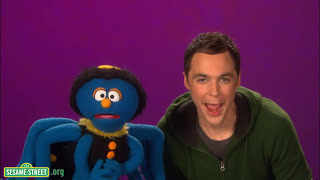 Sesame Street: Jim Parsons: Arachnid