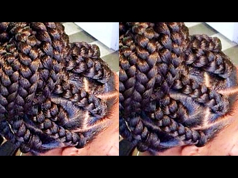 Tips and Tricks: Gripping The Roots/ Box Braid Like a Pro Part 3/ Protective Styles