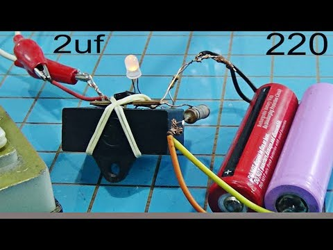 How to charge 18650 battery without charger  6v battery charger with indicator  TIPS TO KNOW