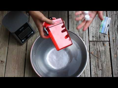 Survival General Plastic Waterproof Container Review