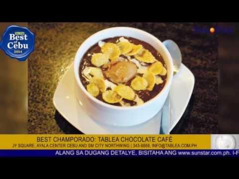 Best Champorado: Tablea Chocolate Café
