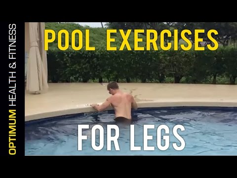 Pool Exercises For Legs