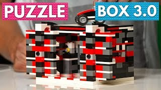 How To Build the LEGO Puzzle Box 3.0 | Brick X Brick