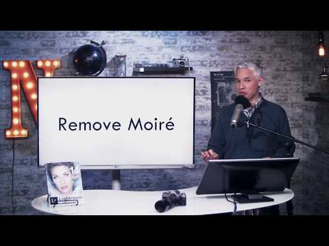 Moiré sucks but is easy to fix