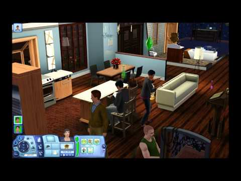 The Sims 3 Magic Spell Book Demonstration