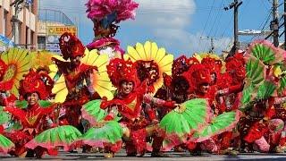 Pinta Flores Festival of San Carlos City   Kasadyahan Festival 2016