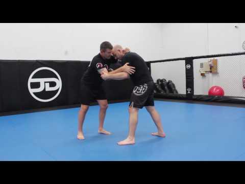 John Donehue Instructional Video - Inside Tie to Headlock Takedown