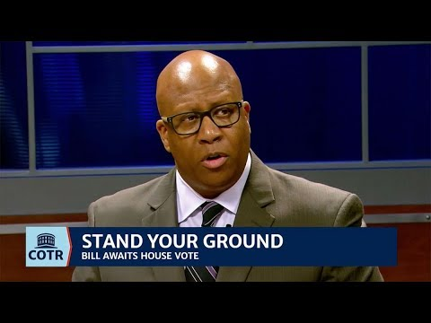 Stand Your Ground Law Awaiting Ohio Lawmakers