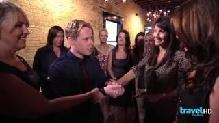 Magician captures woman's exact thoughts in his hand - Ben Seidman
