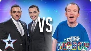 Richard & Adam vs Lost Voice Guy | Britain