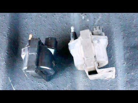How to Replace an Ignition Coil on a 4.3L V6