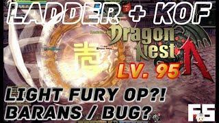 Dragon Nest Pvp: Light Fury Op?   Barb V Tempest   Defensio V Barb   Ww V Destro Kdn Kof Ladder 95