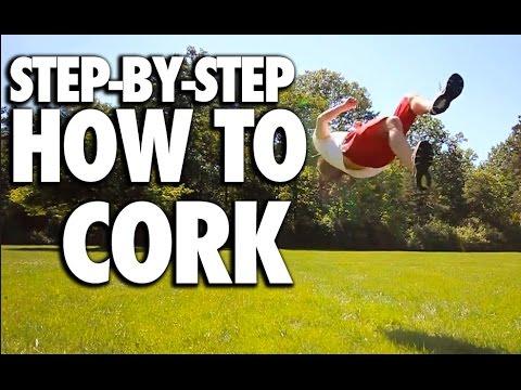 Xxx Mp4 How To Cork Screw Flip Twist Kick Tutorial 3gp Sex
