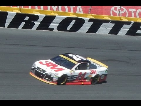 2016 NASCAR Bank of America 500 - Charlotte