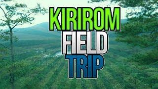 KIRIROM FIELD TRIP!! | HOEI CLASS OF 2017 | VLOG #7