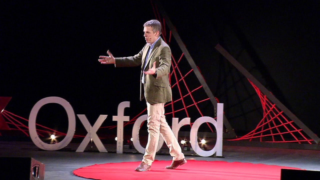 Why you feel what you feel | Alan Watkins | TEDxOxford