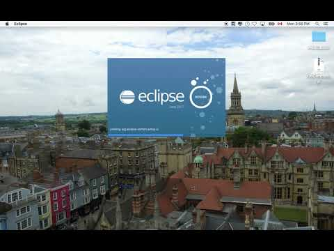 Eclipse Tutorial - Importing a Project from an Archive File