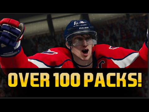 BIGGEST NHL PACK OPENING of ALL TIME - Pull an Ovi #21