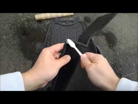 How To Remove Salt From Your Car's Carpets! MUST SEE !