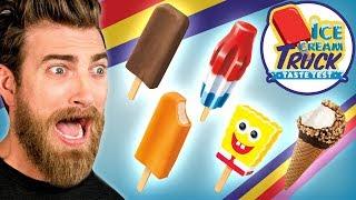 Ice Cream Truck Taste Test: Round 1