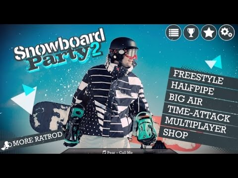 Snowboard Party 2 Review | iPhone App Review