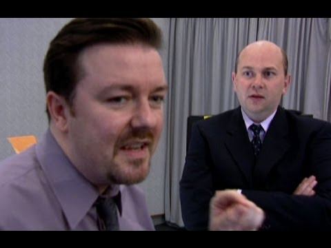 David Brent's Hotel Role Play | The Office | BBC Studios