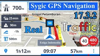🇫🇷Sygic GPS 2018 Premium FREE ! [Realview+Radars](Android