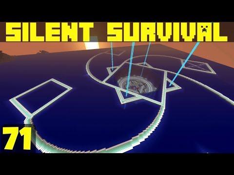Silent Survival Ep71: Q&A + Timelapses! Minecraft Vanilla Survival