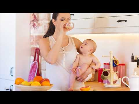 Essential Fatty Food Required For New Mothers Is Almonds- How Much To Take