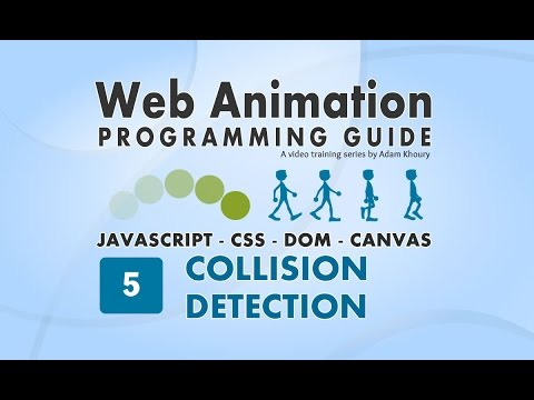 WAPG 5 Collision Hit Detection DOM Programming JavaScript Tutorial