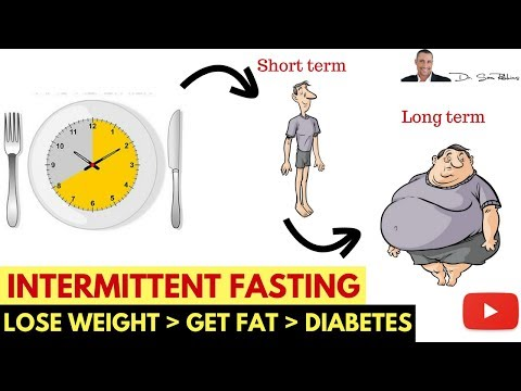 🍽️ Intermittent Fasting - Lose Weight, Get Fat & Become Diabetic 2