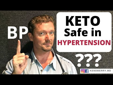 💔 Can I Eat Keto if I have High Blood Pressure? (2018 Update)
